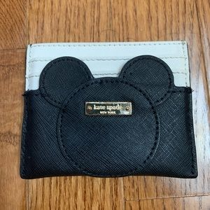 Kate Spade Minnie Mouse Card Holder Case